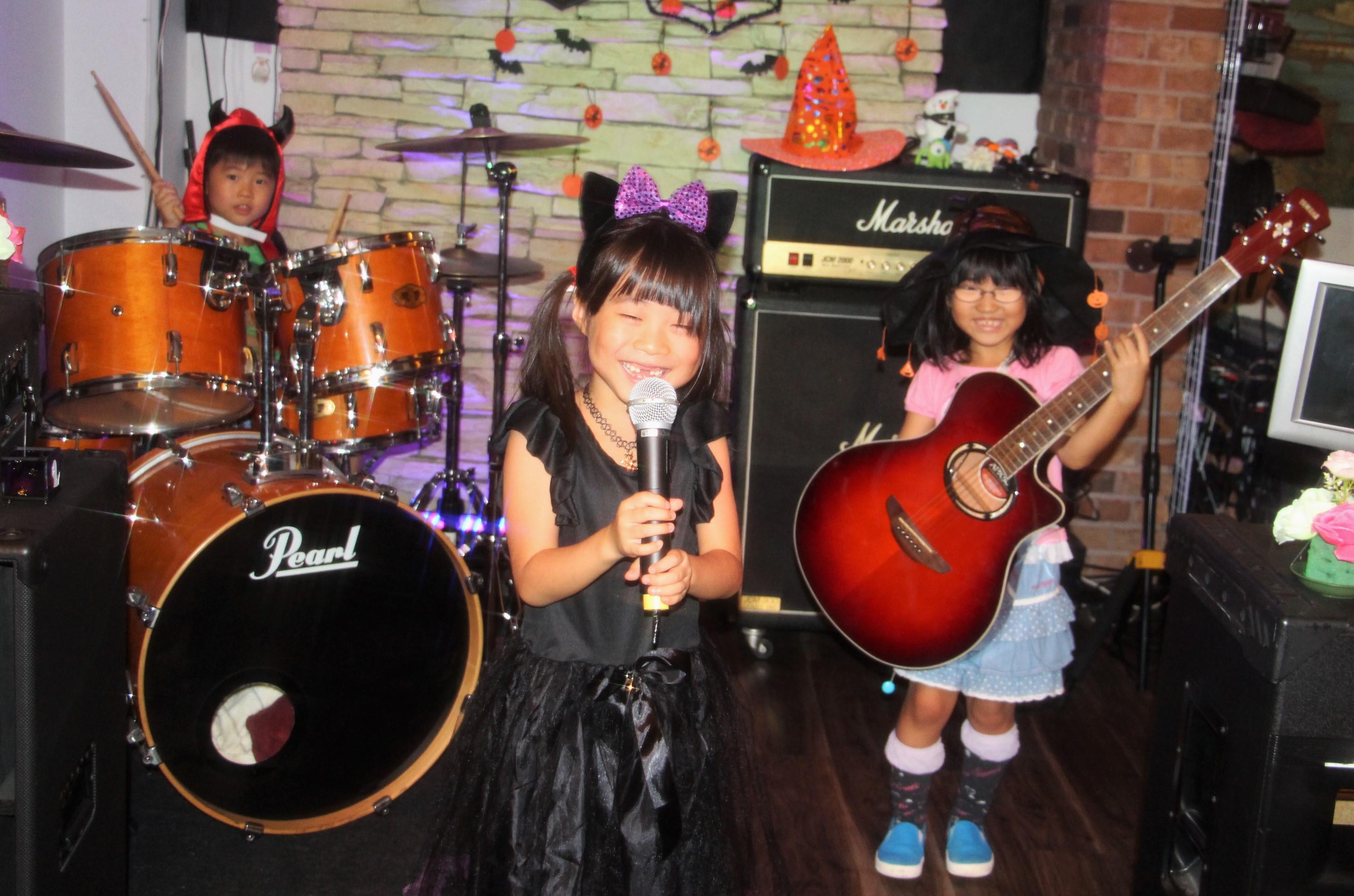 子供ライブ